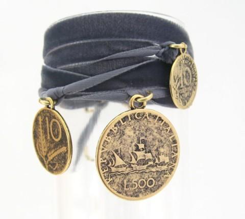 Bracelet en velours Kate
