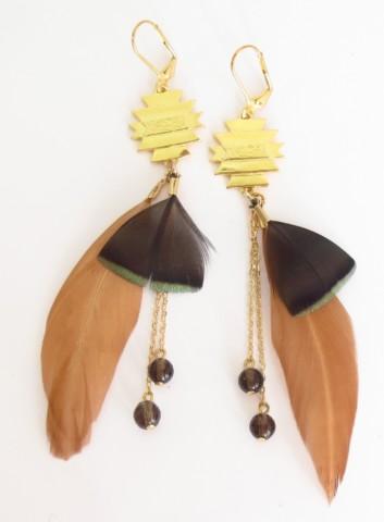 Boucles d'oreilles Arizona