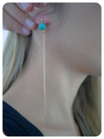 Boucles d'oreilles Charlotte