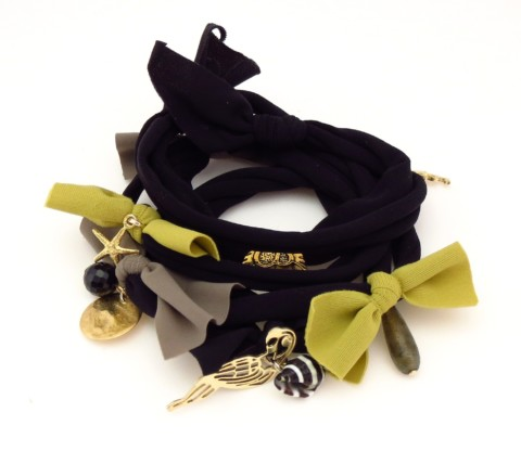 Bracelet 6 tours Ornella
