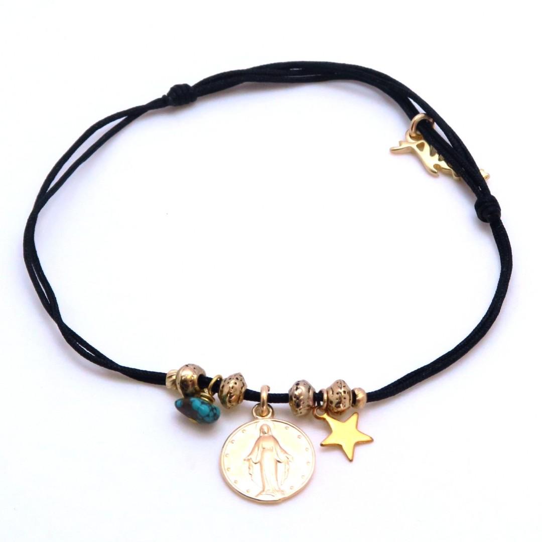 Bracelet cordon Maddalena