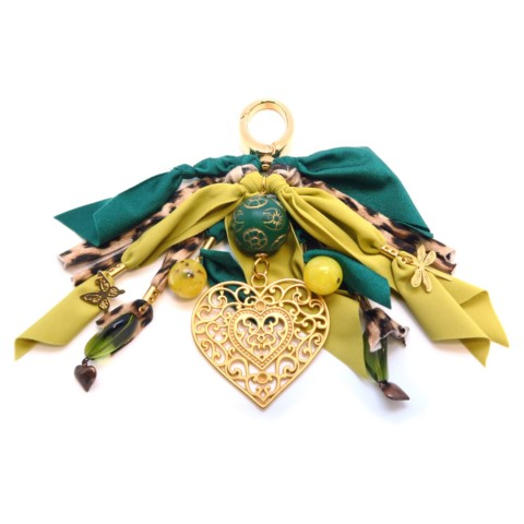 Petits porte-clés, bijoux de sacs