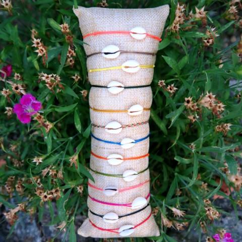 Bracelet Cordon Cauri Simple