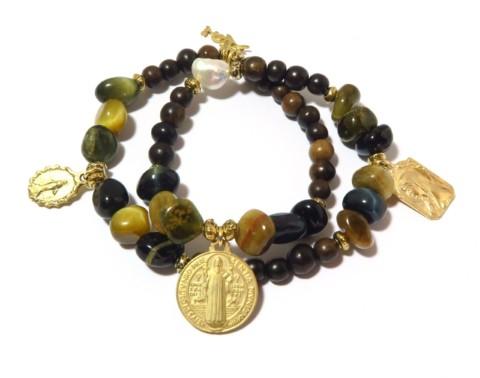 Bracelet élastique Maddalena