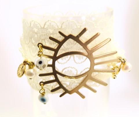 Bracelet en dentelle Ibiza