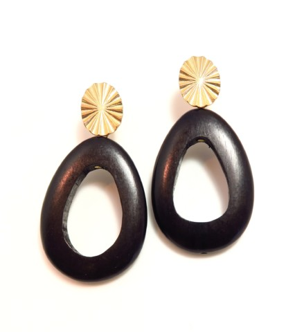 Boucles d'oreilles Farah