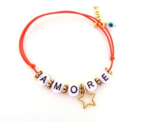 Bracelet Ibiza Amore N&B